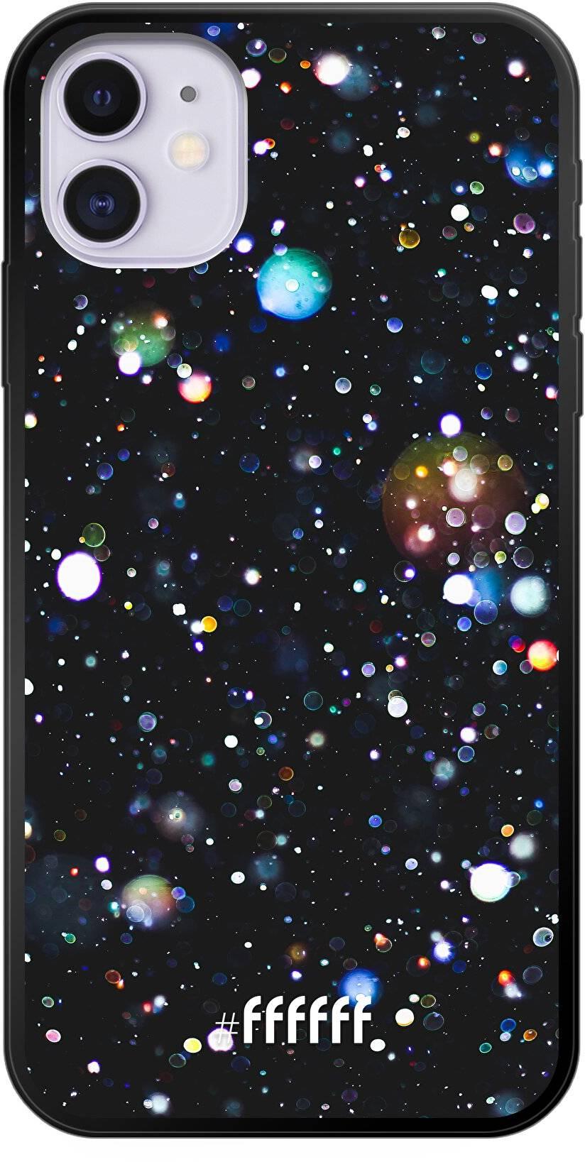 Galactic Bokeh iPhone 11