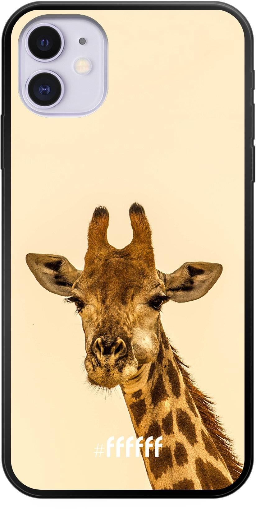 Giraffe iPhone 11