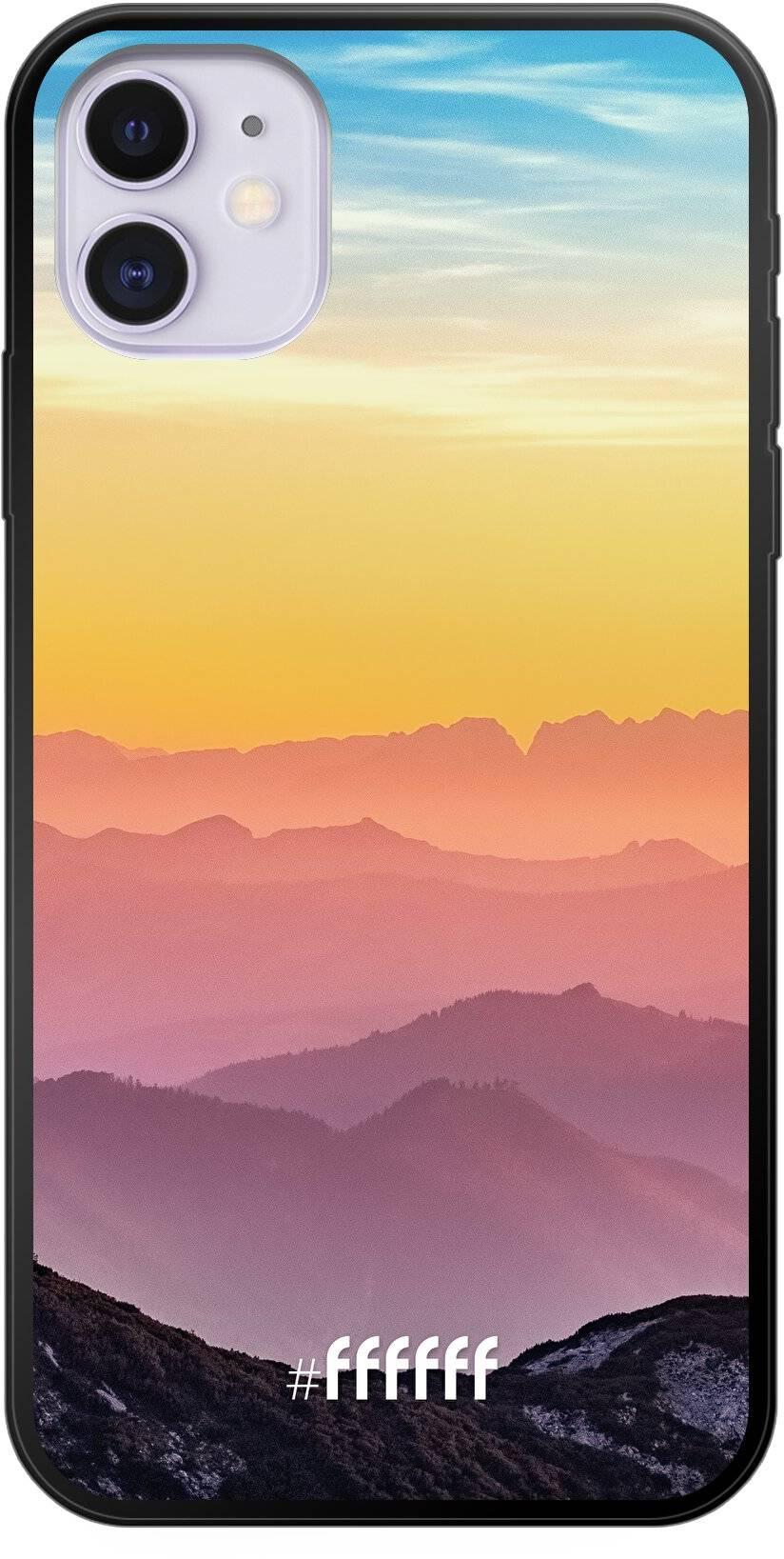 Golden Hour iPhone 11