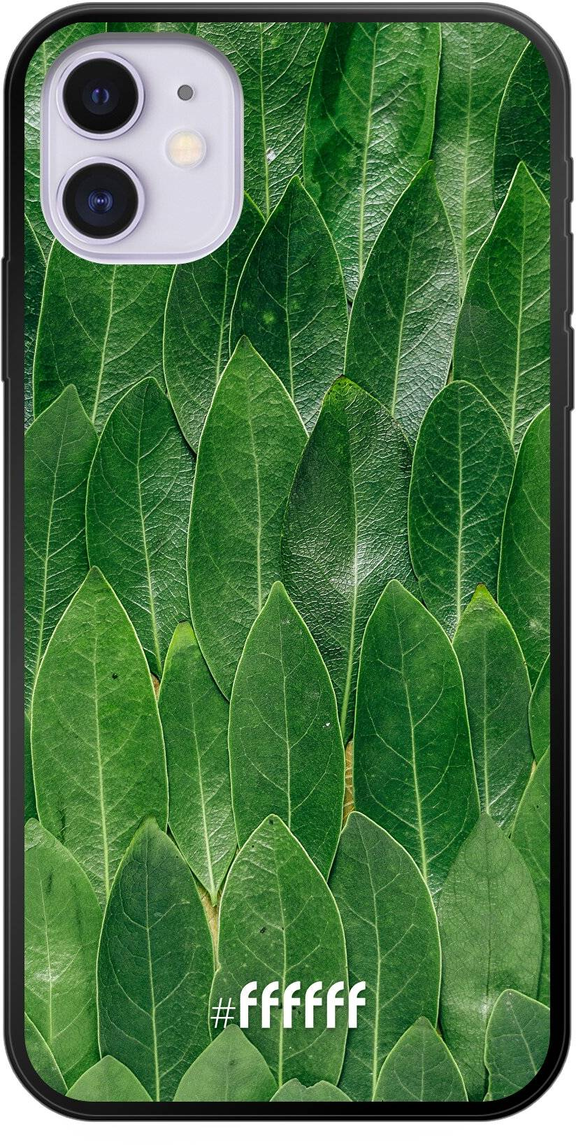 Green Scales iPhone 11