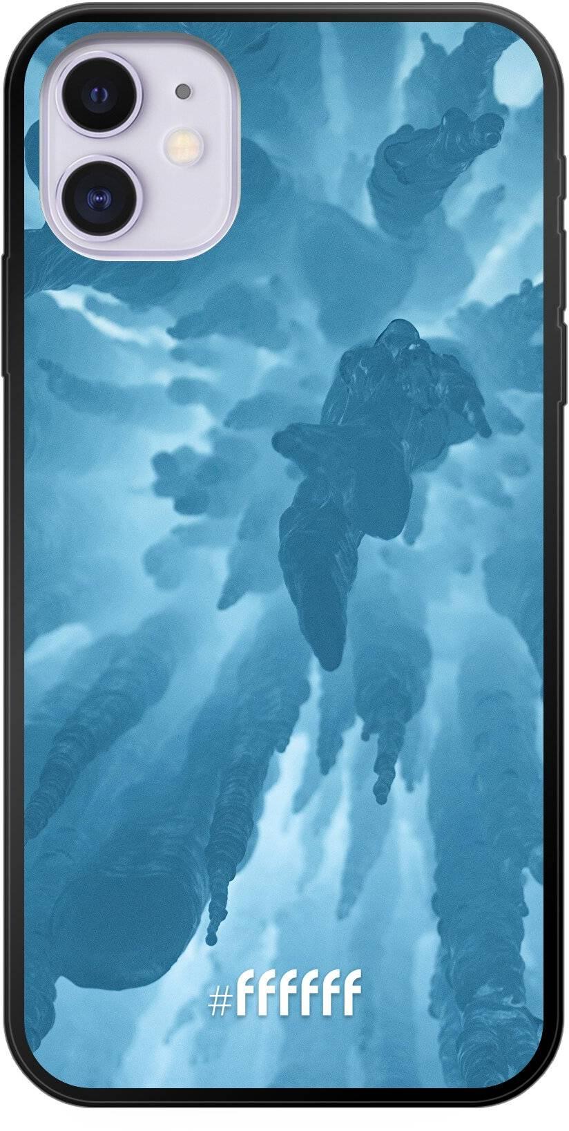 Ice Stalactite iPhone 11