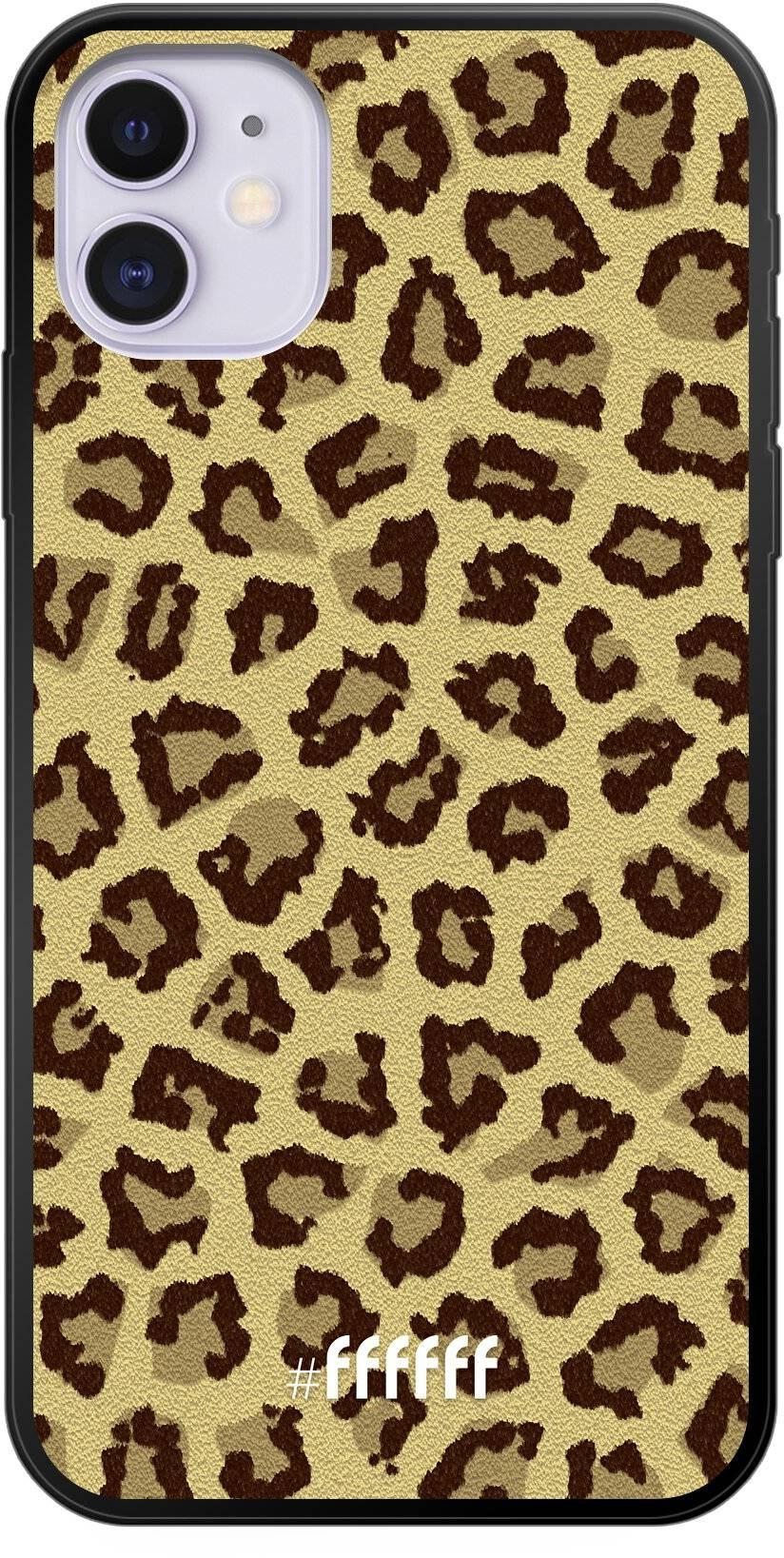Jaguar Print iPhone 11