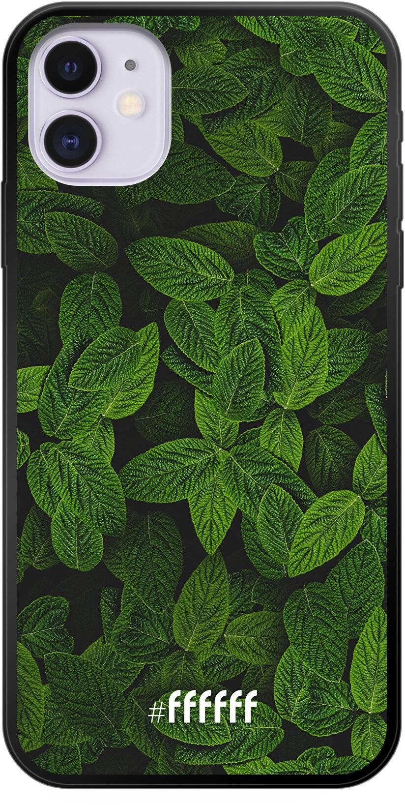 Jungle Greens iPhone 11