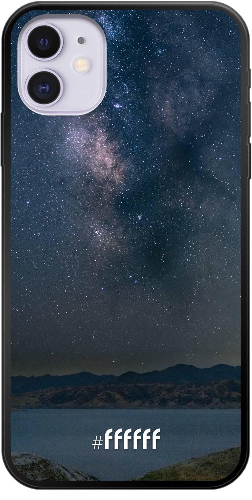 Landscape Milky Way iPhone 11