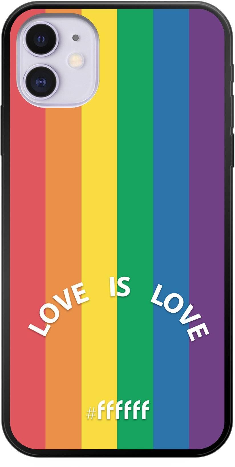 #LGBT - Love Is Love iPhone 11
