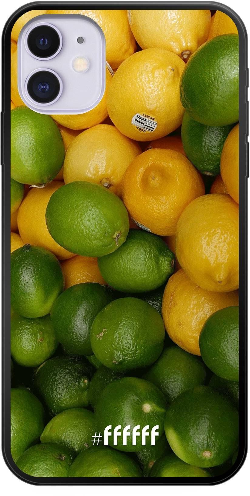 Lemon & Lime iPhone 11