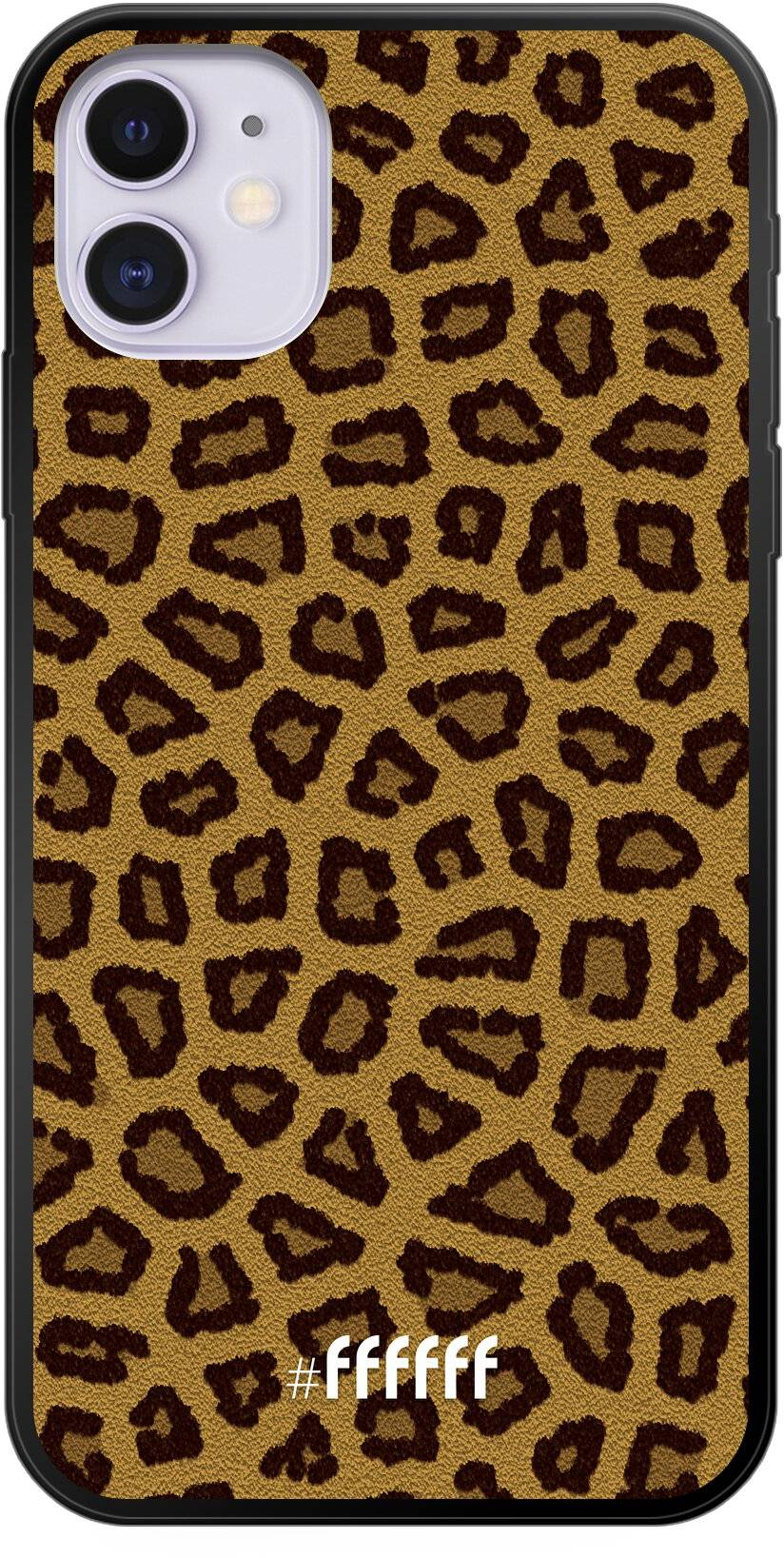 Leopard Print iPhone 11