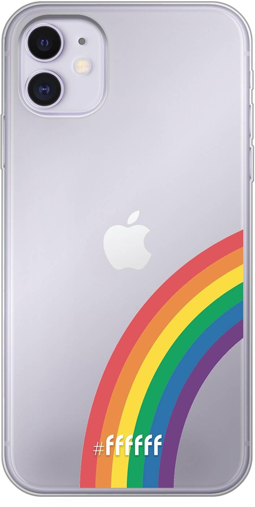#LGBT - Rainbow iPhone 11
