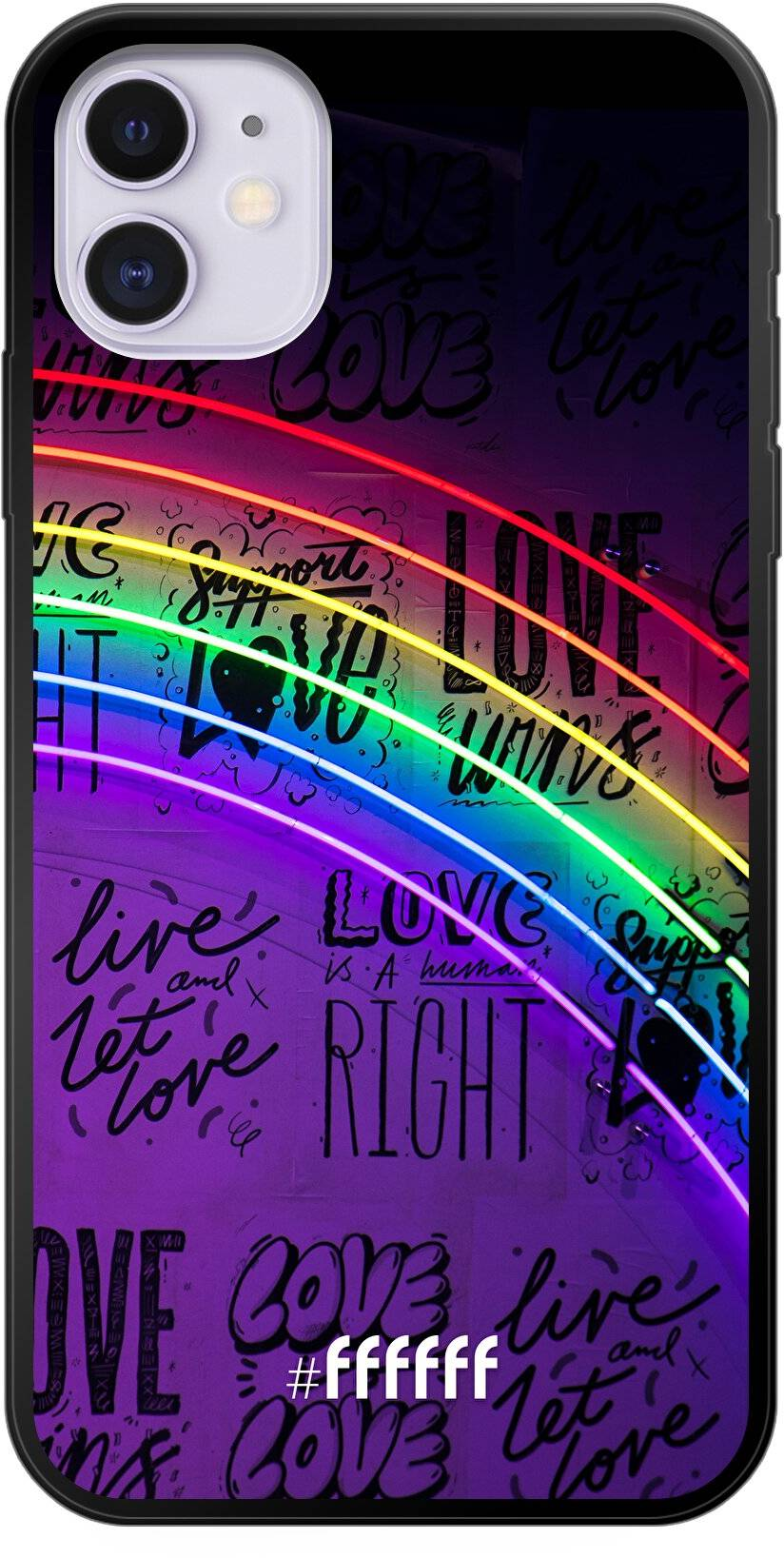 Love is Love iPhone 11