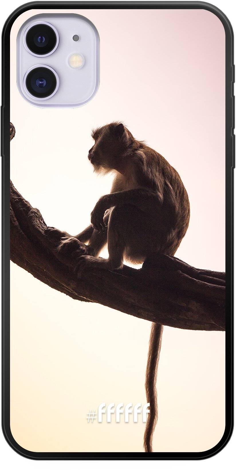 Macaque iPhone 11
