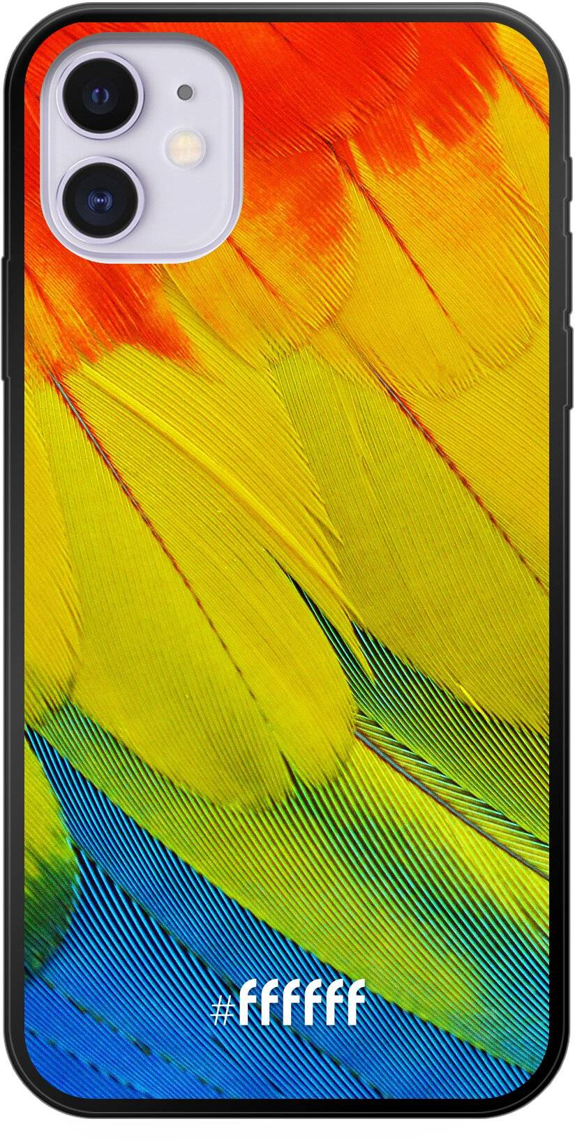 Macaw Hues iPhone 11