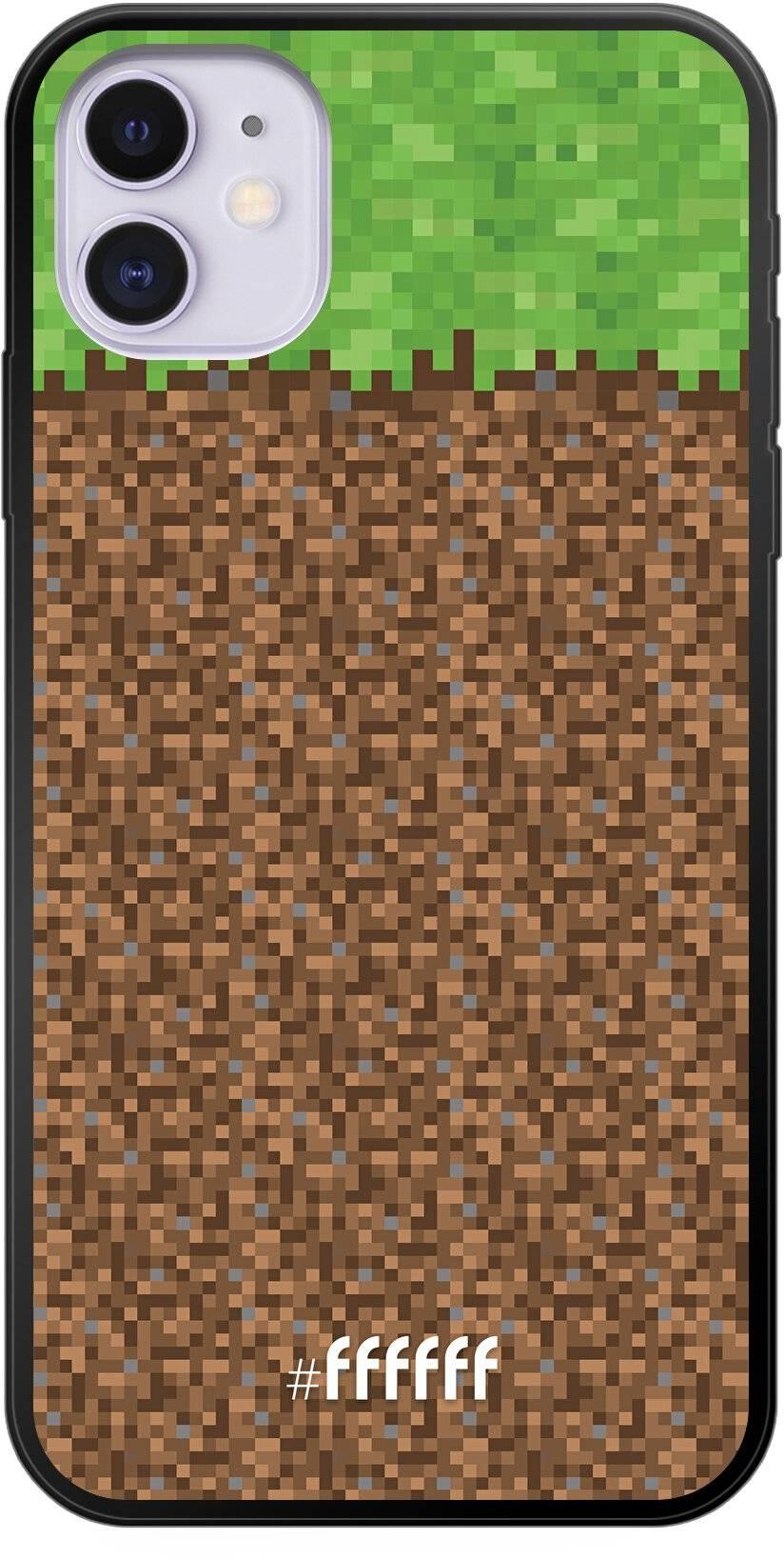 Minecraft - Grass iPhone 11