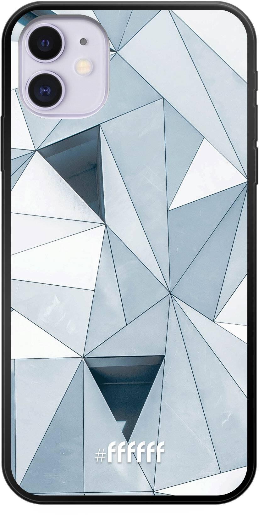 Mirrored Polygon iPhone 11