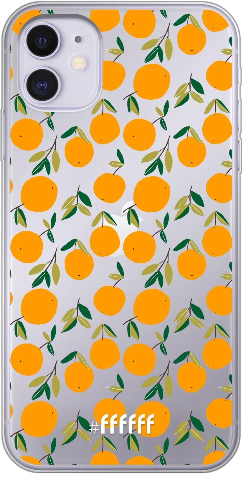 Oranges iPhone 11