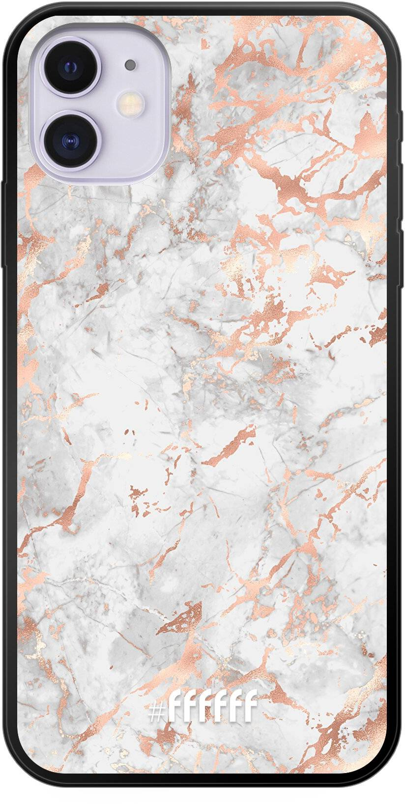Peachy Marble iPhone 11