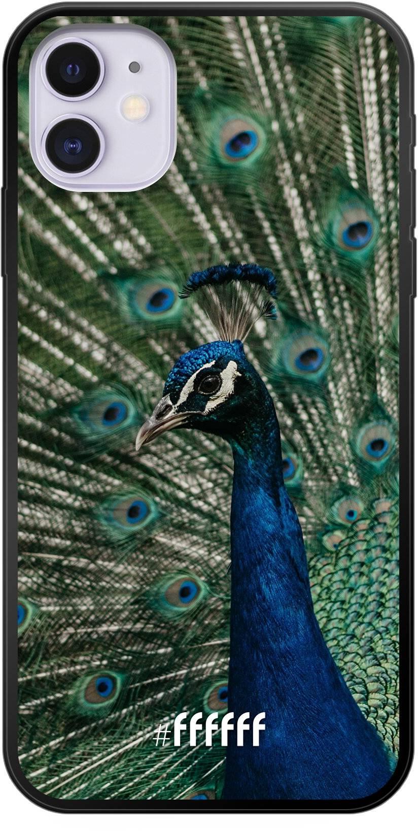 Peacock iPhone 11