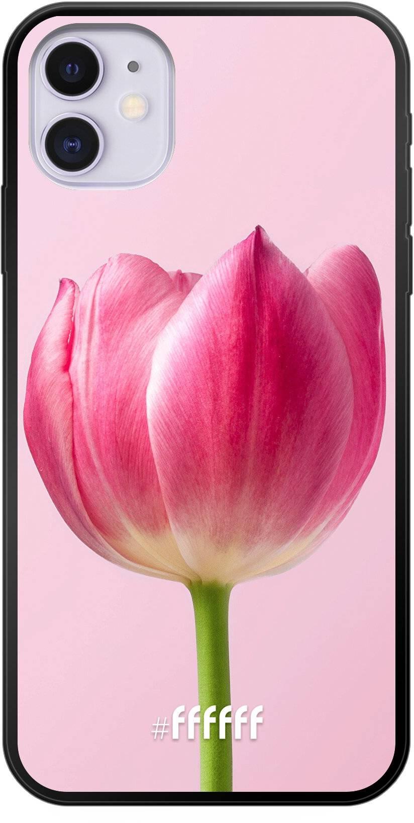 Pink Tulip iPhone 11