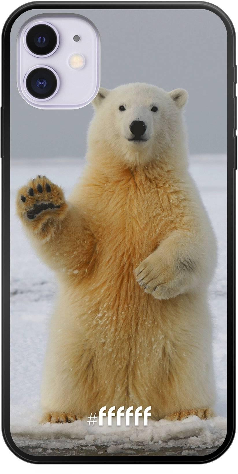 Polar Bear iPhone 11