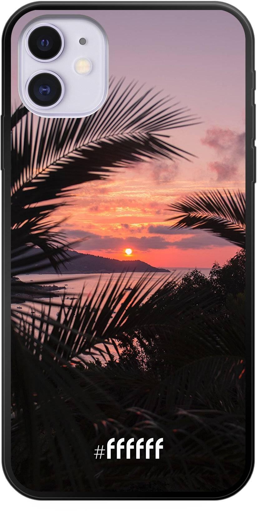 Pretty Sunset iPhone 11