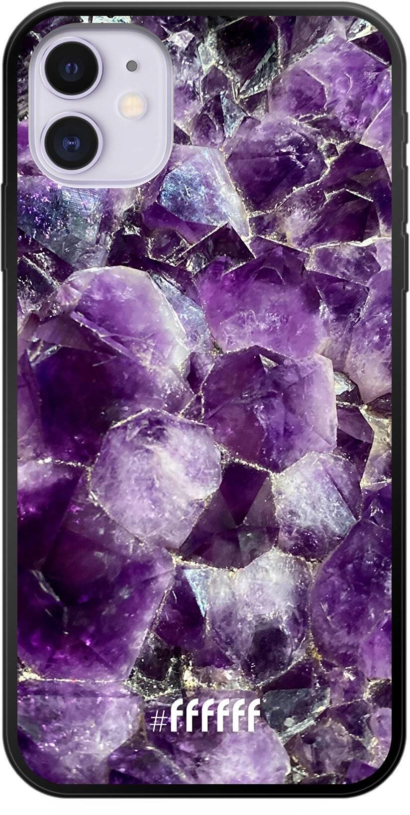 Purple Geode iPhone 11