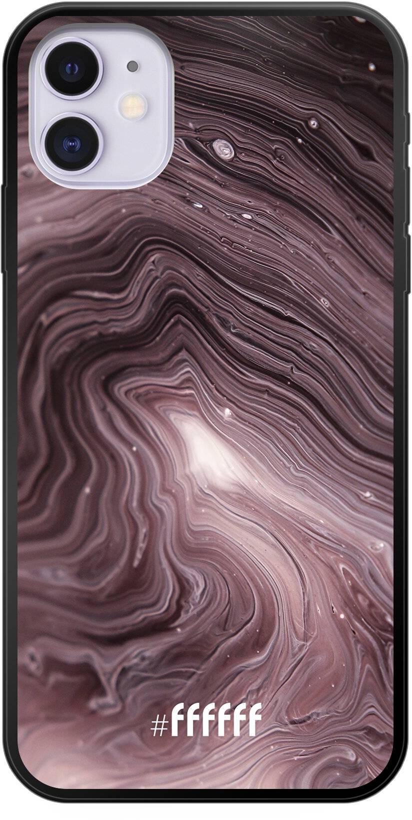Purple Marble iPhone 11