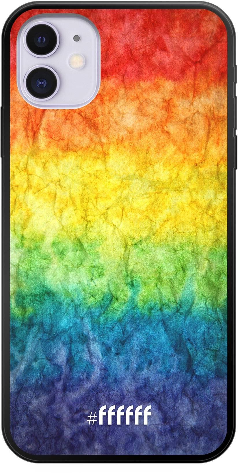 Rainbow Veins iPhone 11