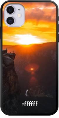 Rock Formation Sunset