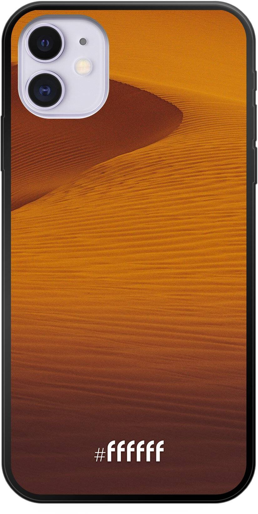 Sand Dunes iPhone 11
