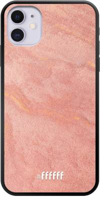 Sandy Pink iPhone 11