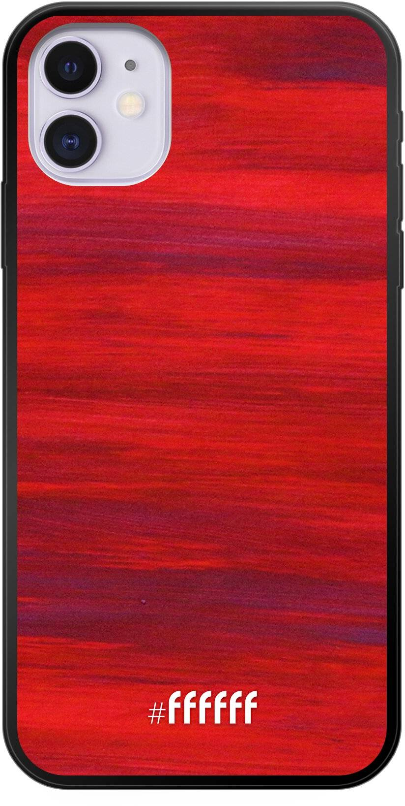 Scarlet Canvas iPhone 11