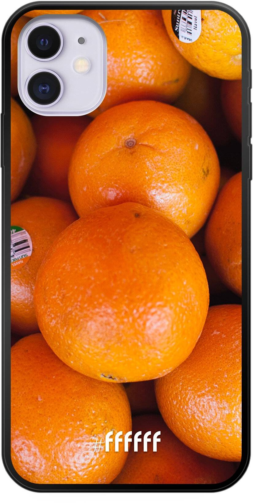 Sinaasappel iPhone 11