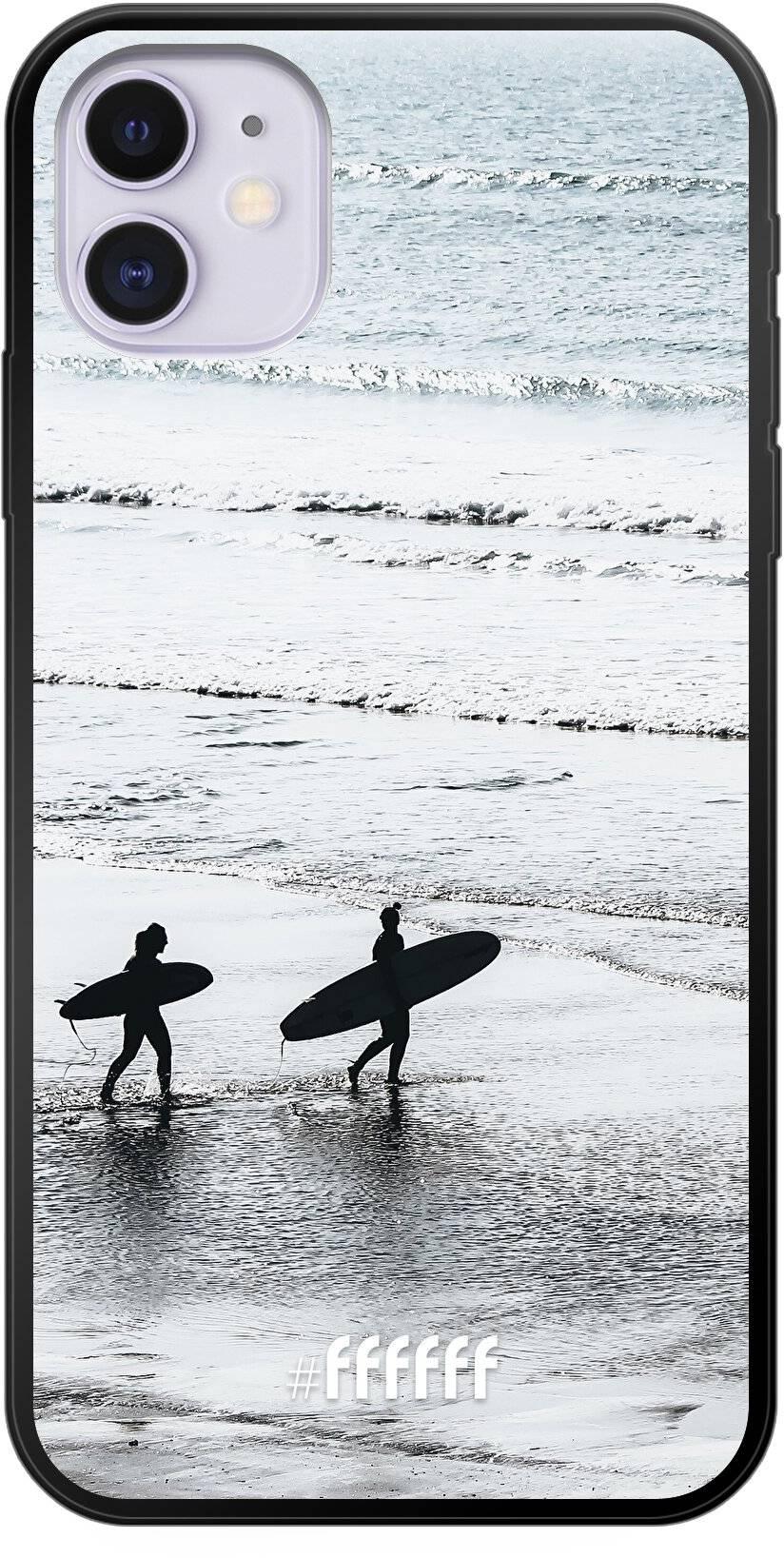 Surfing iPhone 11