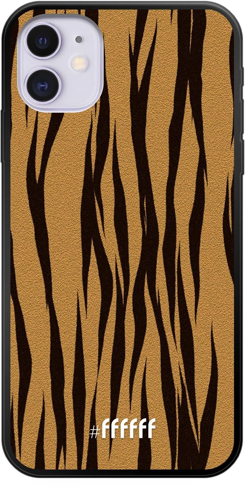 Tiger Print iPhone 11