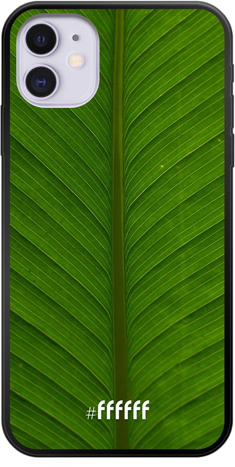Unseen Green iPhone 11