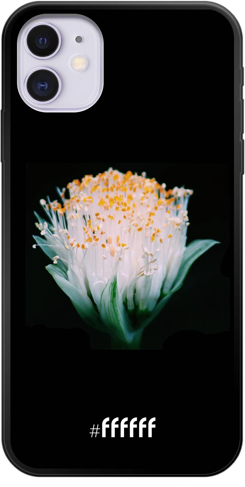 White Yellow and Green in the dark iPhone 11
