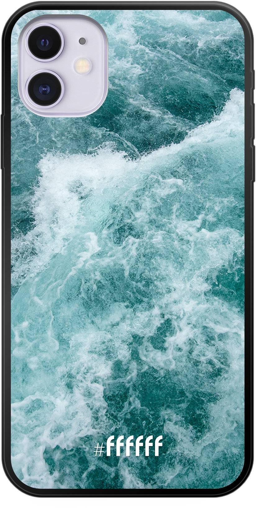 Whitecap Waves iPhone 11