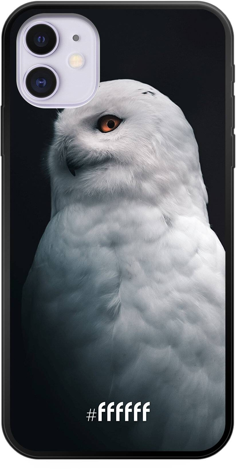 Witte Uil iPhone 11