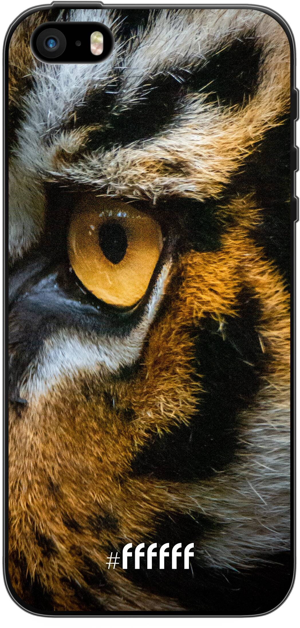 Tiger iPhone 5s