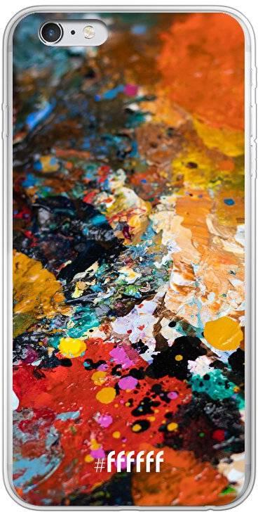 Colourful Palette iPhone 6 Plus