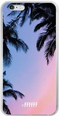Sunset Palms iPhone 6 Plus