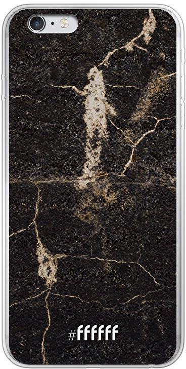 Dark Golden Marble iPhone 6s Plus