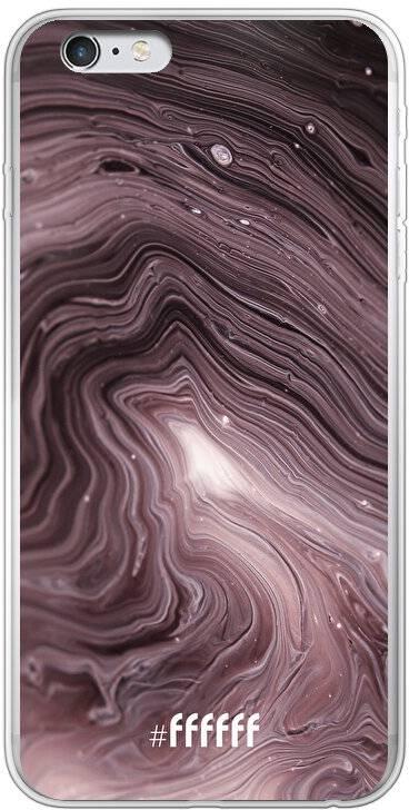 Purple Marble iPhone 6s Plus
