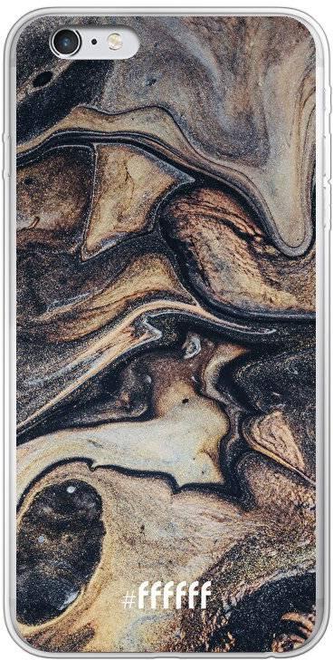 Wood Marble iPhone 6s Plus