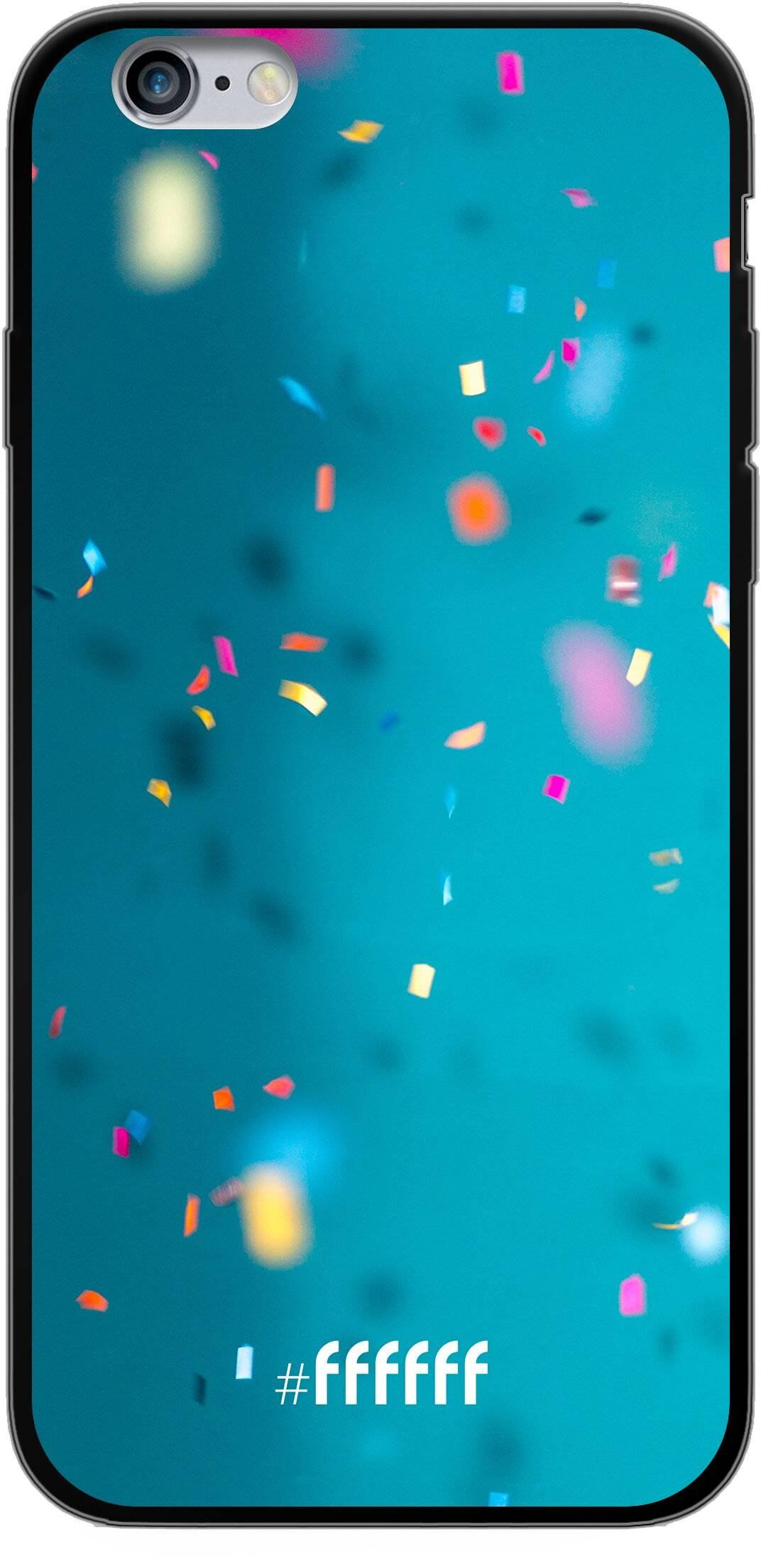 Confetti iPhone 6s