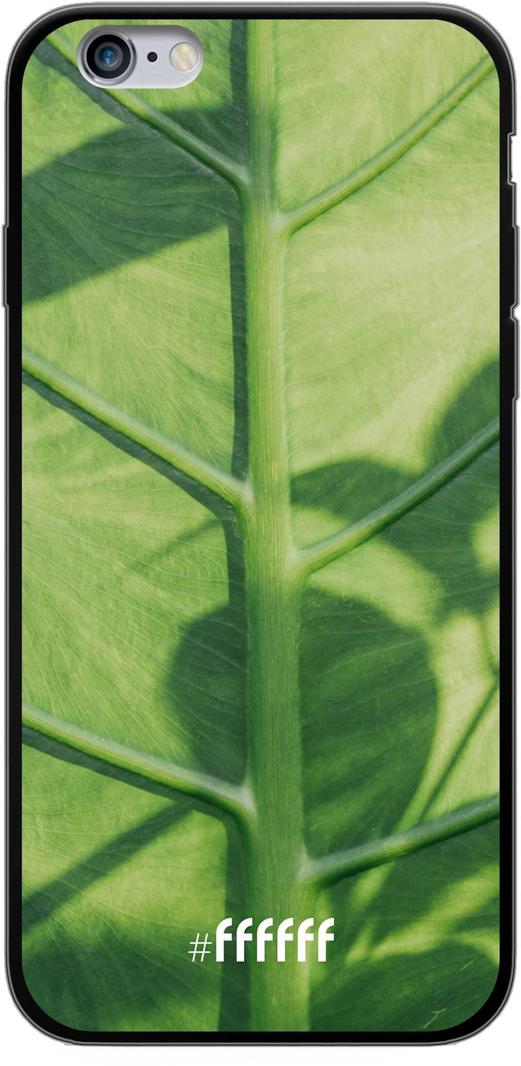 Leaves Macro iPhone 6s