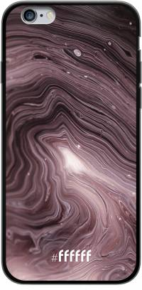 Purple Marble iPhone 6s