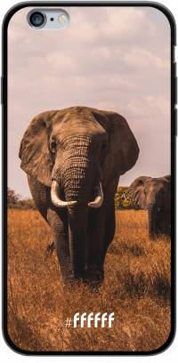 Elephants iPhone 6
