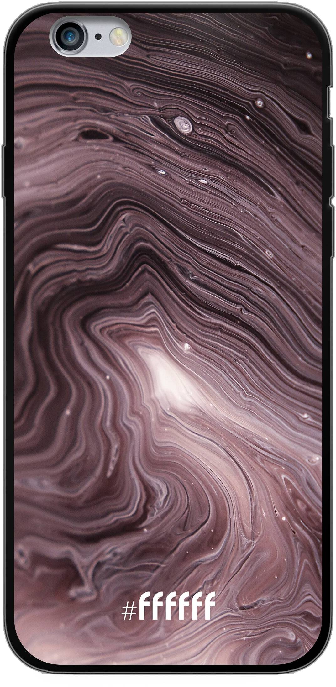 Purple Marble iPhone 6