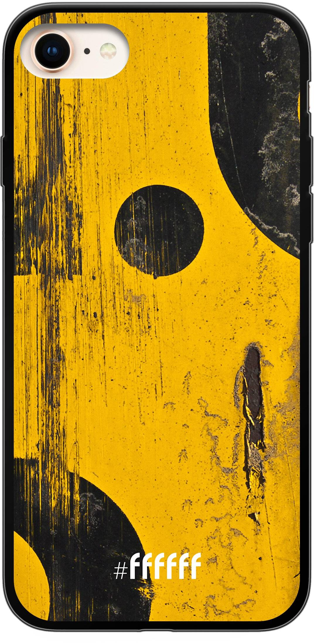 Black And Yellow iPhone 7