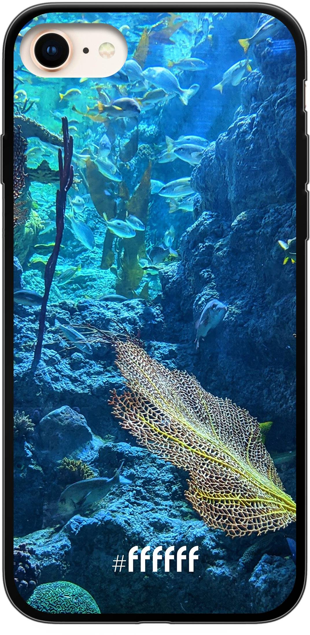 Coral Reef iPhone 7